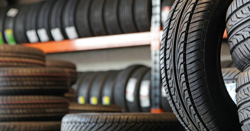 New Tires for Luxury Cars