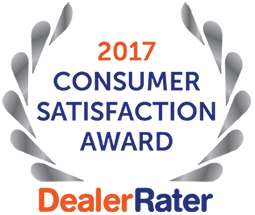2017 Consumer Satisfaction Award