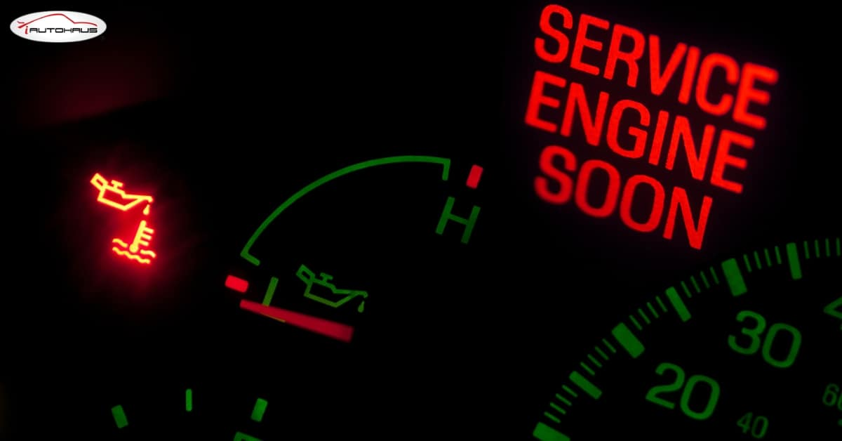 Service Engine light - iAUTOHAUS