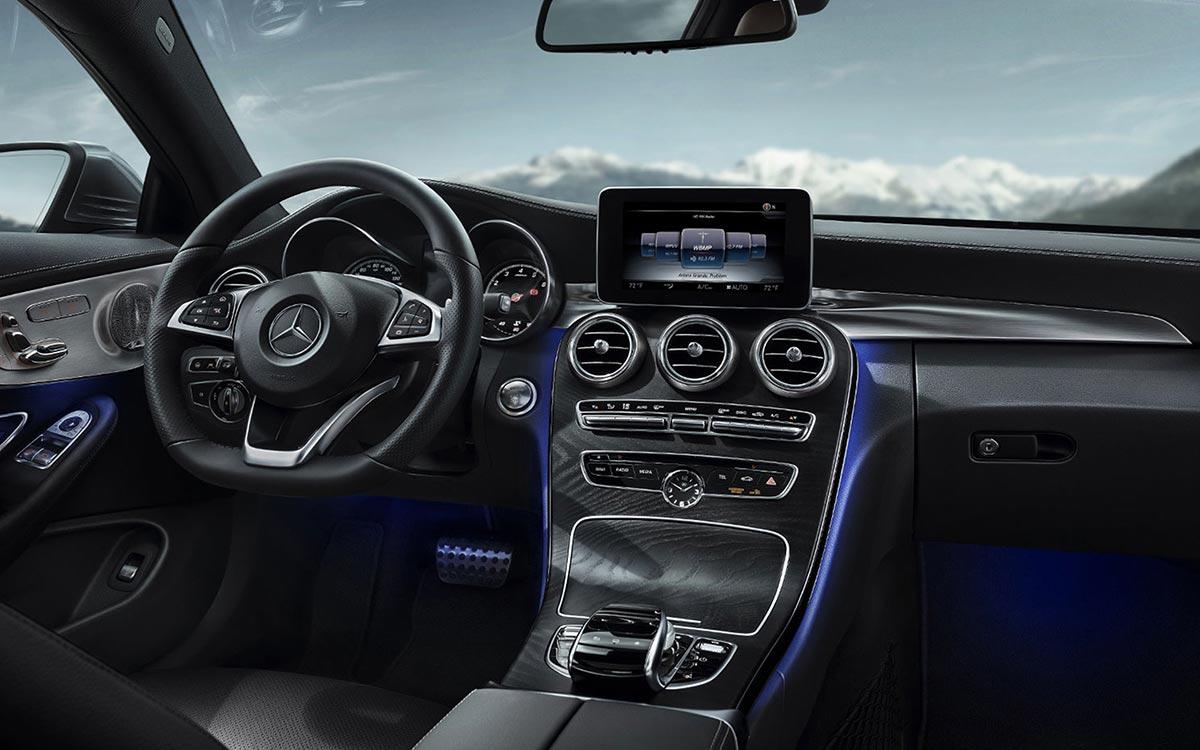 2017-C300-Coupe Dash