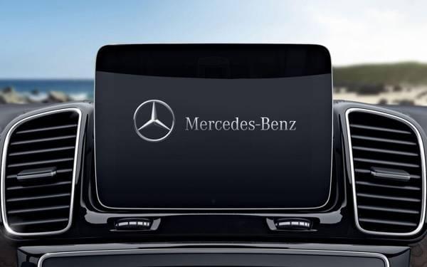 2017 Mercedes-Benz GLS interior features
