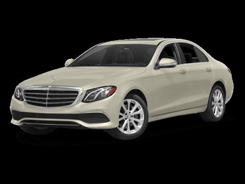 2017 Mercedes-Benz E-Class white background