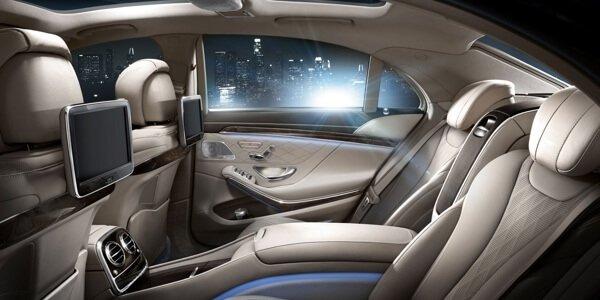 2017 Mercedes-Benz S 550 Interior Features