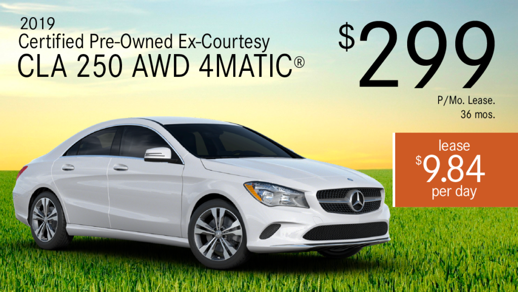 Pre-Owned 2019 CLA 250 4MATIC®