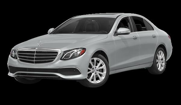 2018 Mercedes-Benz E-Class white background