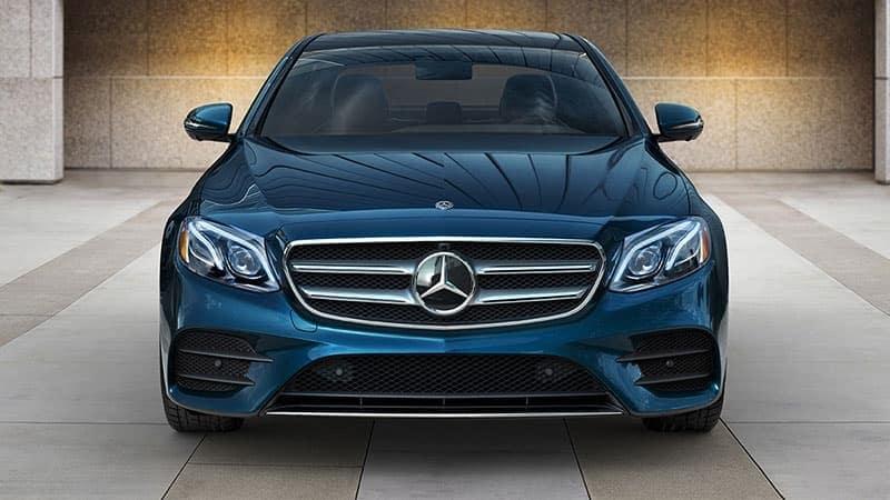 2018 Mercedes-Benz E-Class Sedan front exterior