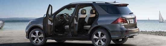 2018 Mercedes-Benz GLE rear entertainment features