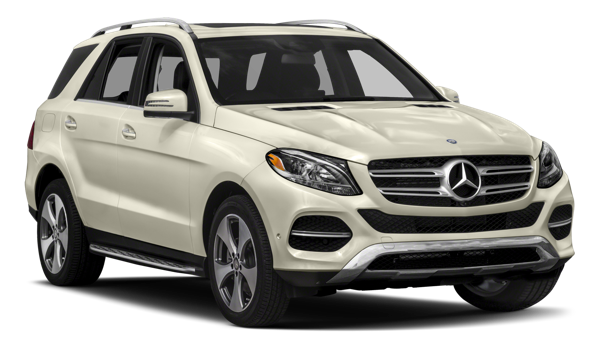 2018 Mercedes-Benz GLE white exterior