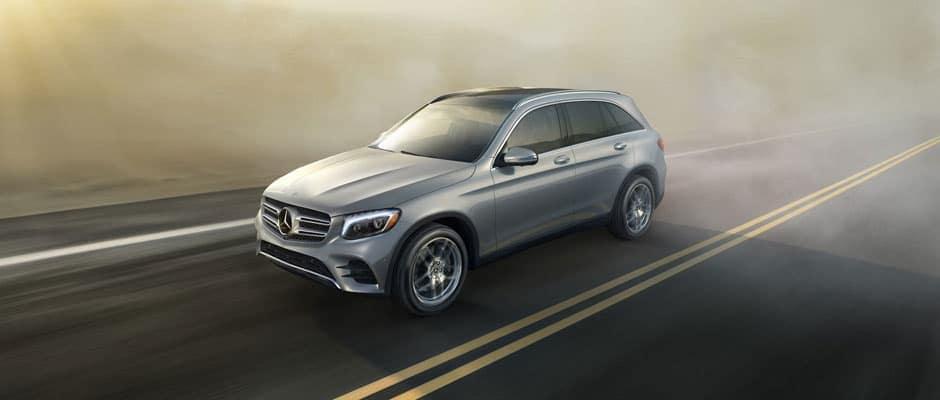 2018 Mercedes-Benz GLC exterior