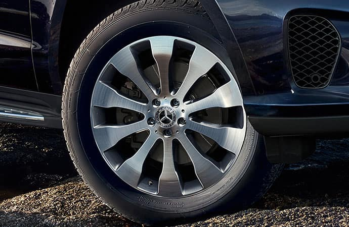 2019 mercedes-benz gls wheel
