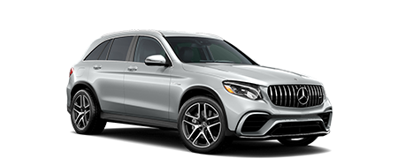 AMG GLC 63 SUV No Background