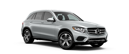 GLC 300 SUV No Background