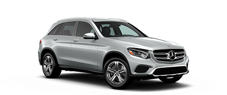 GLC 350e 4MATIC SUV No Background