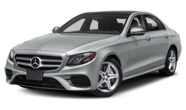 2019 mercedes-benz e-class sedan silver