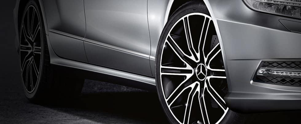 Mercedes-Benz Light Alloy Wheels