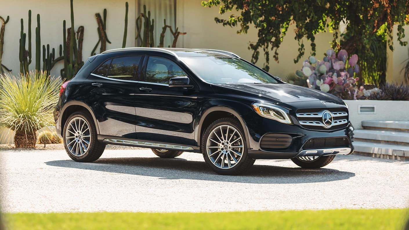 2020 MB GLA Black