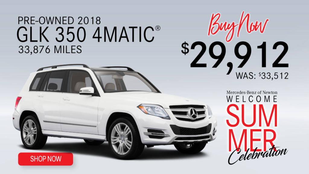 Pre-Owned 2015 GLK 350 4MATIC®