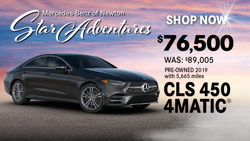 Pre-Owned 2019 CLS 450 4MATIC®
