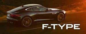 Jaguar F-Type Banner