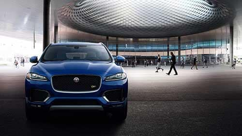 2018 Jaguar F-PACE Price