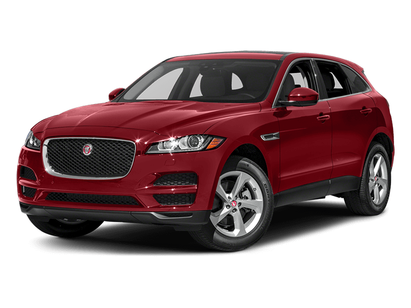 2018 Jaguar F PACE copy2