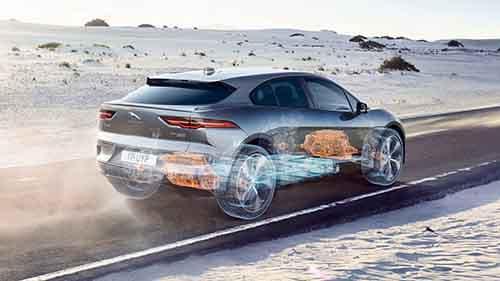 Jaguar I-PACE System