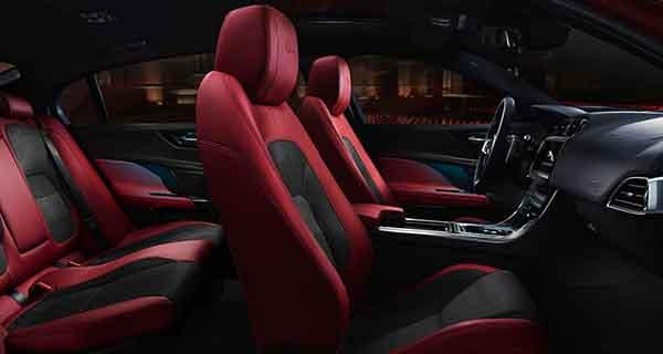 Jaguar XE Interior Size and Features