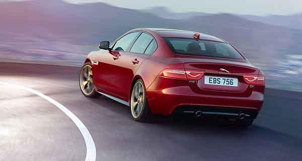 Jaguar XE Performance