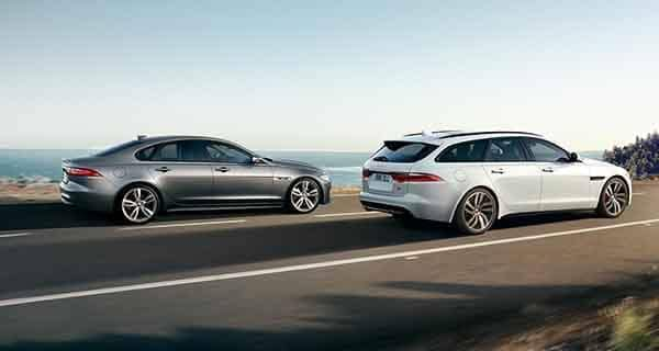 Jaguar XF Models