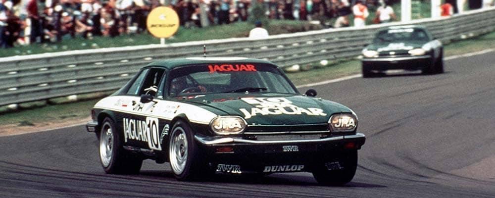 Jaguar XJS Racing Car