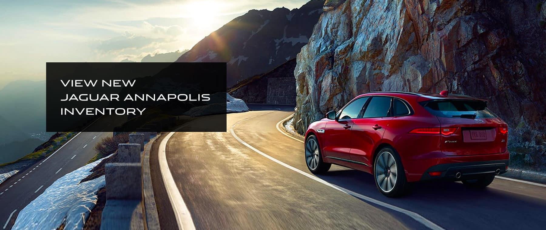 Wonderful New Jaguar Inventory Banner