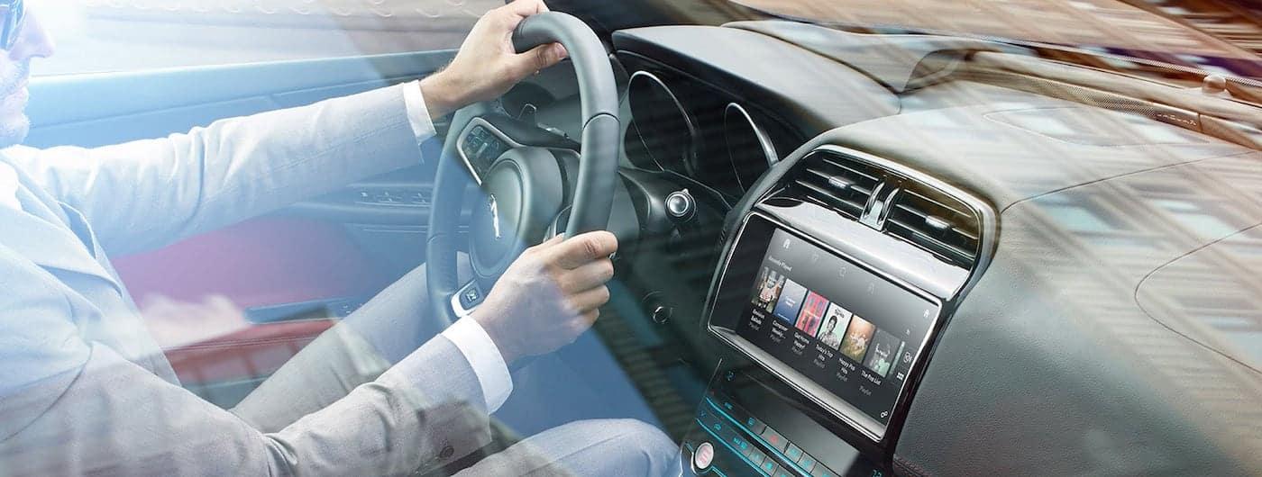 2019 jaguar xe interior cabin