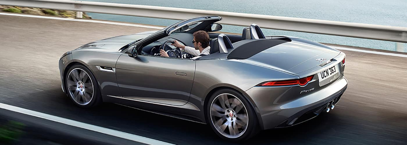 Jaguar F-TYPE 0-60