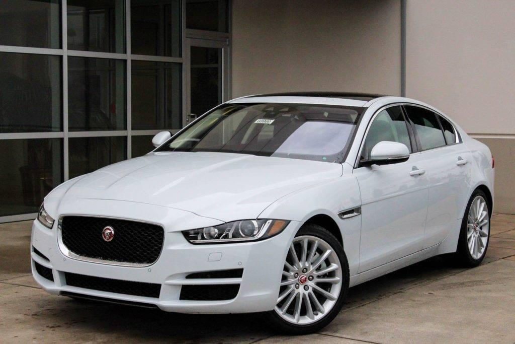 2017 Jaguar XE 35t First Edition AWD #69980