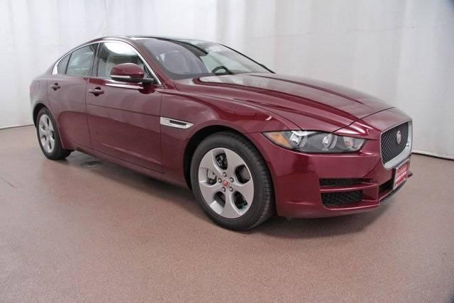 2017 Jaguar XE at Jaguar Colorado Springs