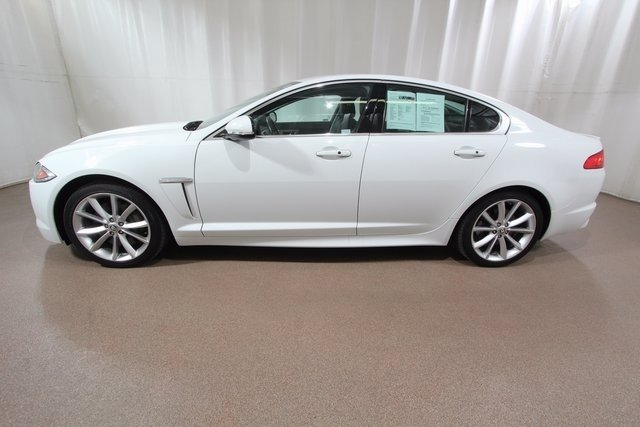 2013 Jaguar XF Approved Certified PreOwned Colorado Springs