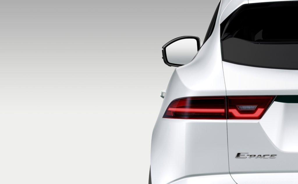 2018 Jaguar E-PACE Luxury Compact Performance SUV