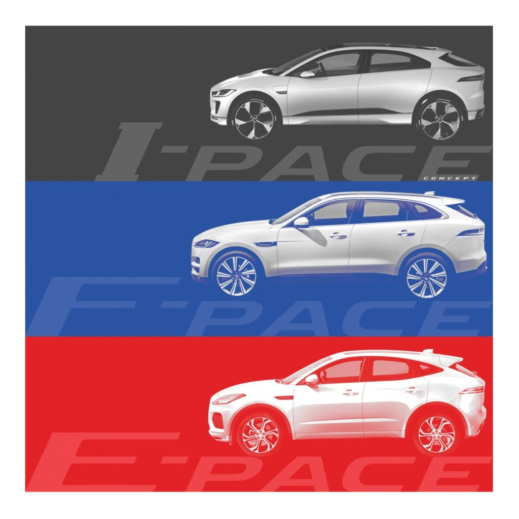 Jaguar announces 2018 Jaguar E-PACE Compact Luxury SUV