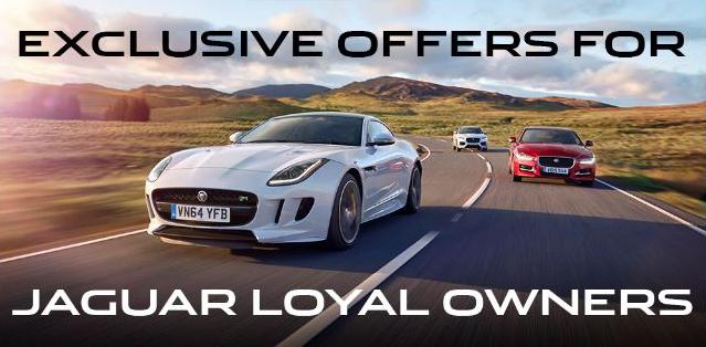 2017 Model Year Jaguar Owner Loyalty Offers