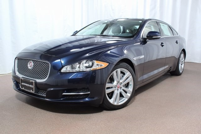 Approved CPO 2015 Jaguar XJ XJL for sale