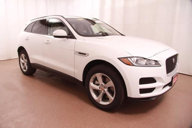 Approved CPO 2017 Jaguar F-PACE For Sale