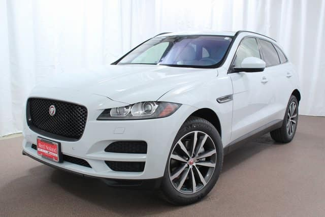 Luxury and Performance Perfect Blend on 2018 Jaguar F-PACE