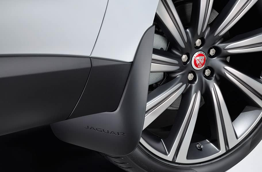 2018 Jaguar F-PACE Alloy Wheels