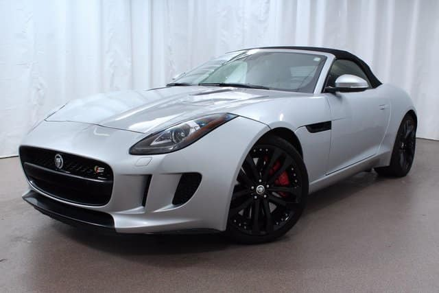 Approved CPO 2014 Jaguar F-TYPE Colorado Springs