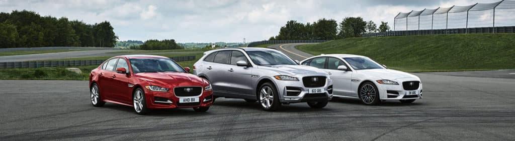 Jaguar Diesel Models - XE, XF, F-Pace
