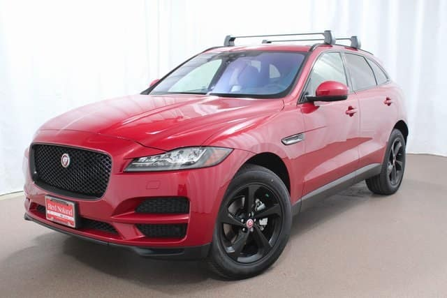 2017 Jaguar F-PACE luxury SUV for sale