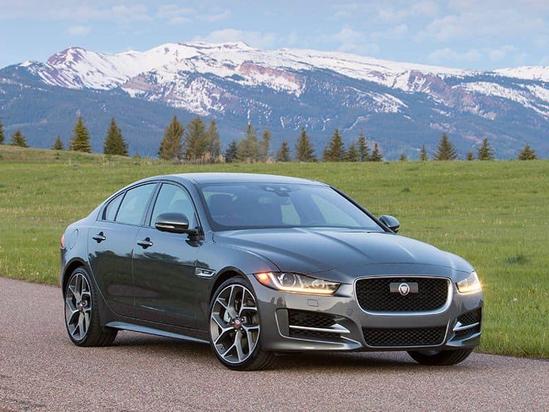 1.9% APR for 60 Months On All New Jaguar XE Sedans