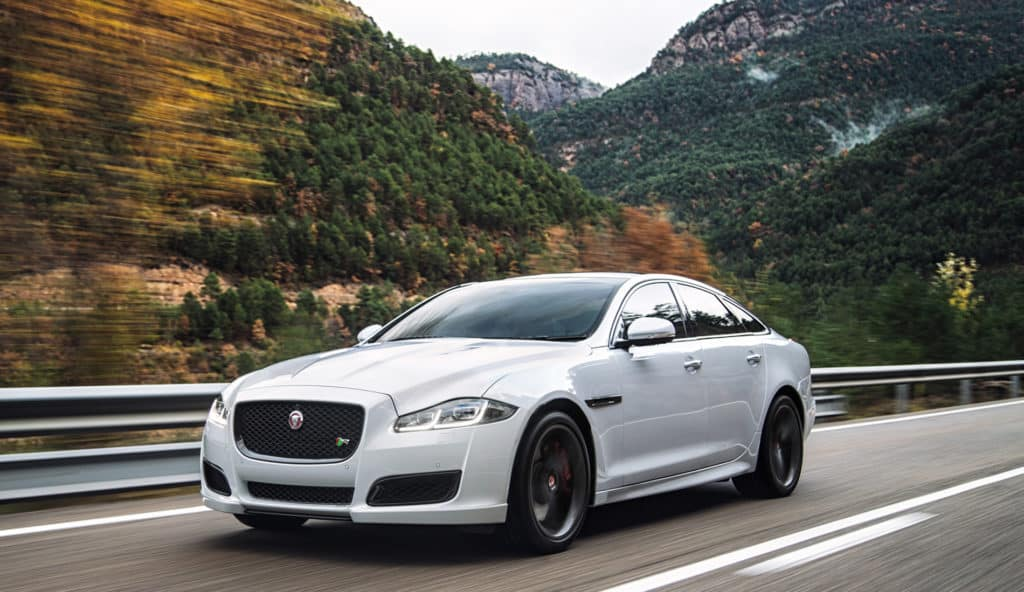 1.9% APR for 60 Months On All New Jaguar XJ Sedans