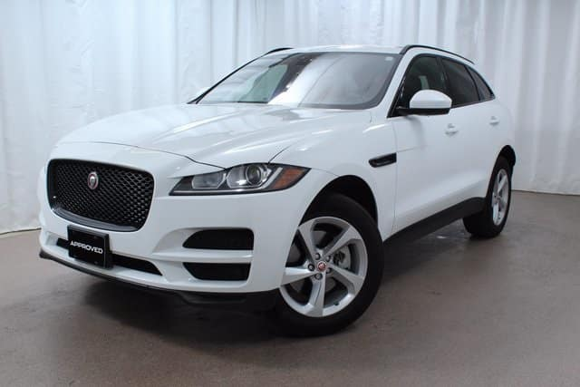Approved Certified Pre-Owned 2017 Jaguar F-PACE 35t for sale