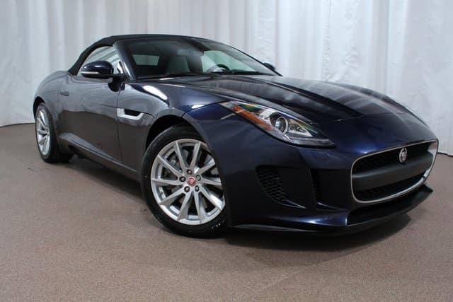 Pre-Owned 2015 Jaguar F-TYPE Convertible